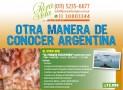 Ofertas para viajar dentro de Argentina