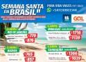 Paquetes turísticos Semana Santa 2020 a Brasil, desde Argentina