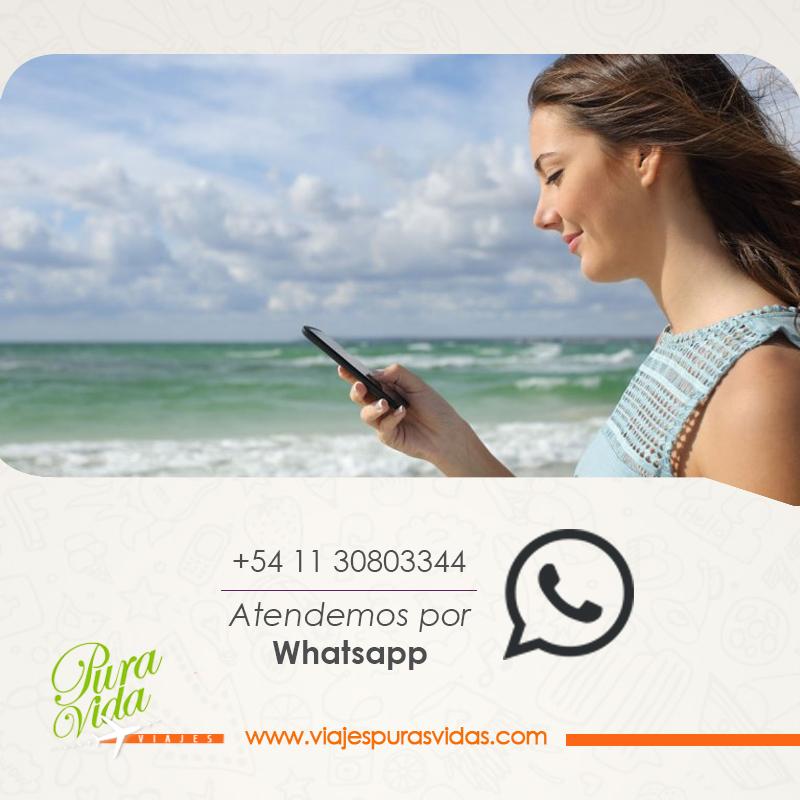 Agencia de Viajes por Whatsapp