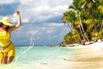 Punta Cana 27 de.Paquetes all inclusive desde Argentina. Consultas a info@puravidaviajes.com.ar Tel. (11) 52356677