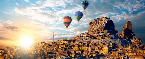 Turquía 4 y 17 de Abril. Paquetes all inclusive desde Argentina. Consultas a info@puravidaviajes.com.ar Tel. (11) 52356677