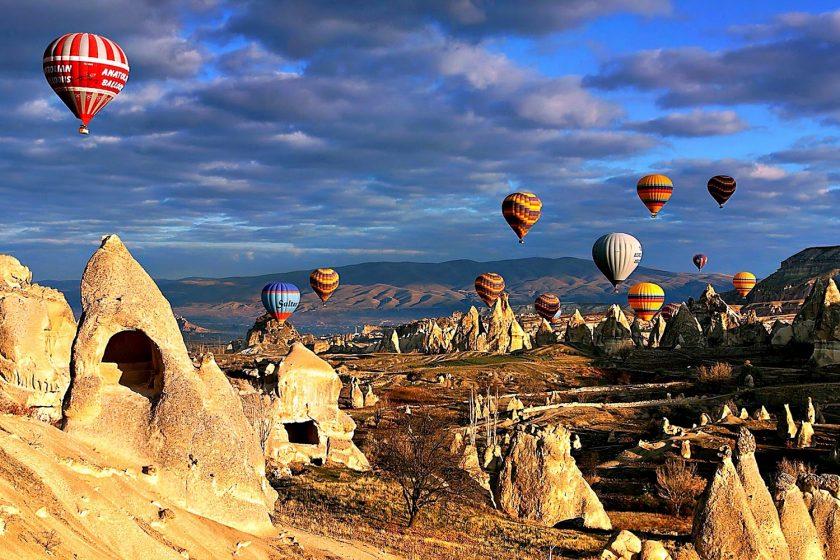 Turquía Abril Vacaciones. Paquetes desde Argentina. Financiaciones. Consultas a info@puravidaviajes.com.ar Tel. (11) 5235-6677