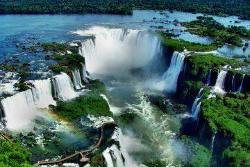 Iguazú Vacaciones 2018. Paquetes all inclusive desde Argentina. Financiaciones. Consultas a info@puravidaviajes.com.ar Tel. (11) 52356677