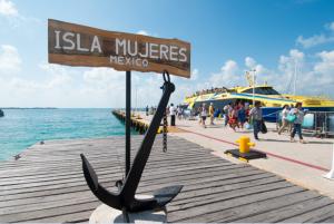 Isla Mujeres. Paquetes all inclusive desde Argentina. Financiaciones. Consultas a info@puravidaviajes.com.ar Tel. (11) 5235-6677.