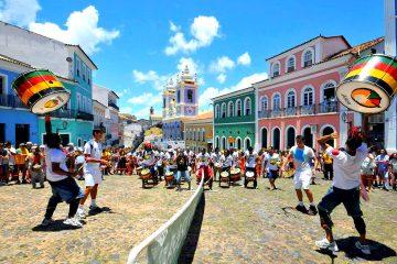 Salvador, Bahía Agosto. Paquetes all inclusive desde Argentina. Financiaciones. Consultas a info@puravidaviajes.com.ar Tel. (11) 52356677