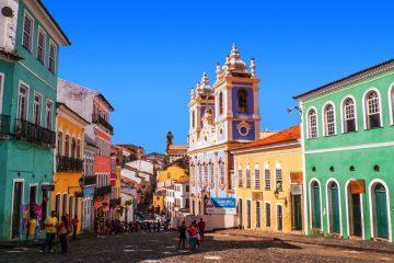 Salvador - Bahía Vacaciones 2018 Octubre. Paquetes all inclusive desde Argentina. Consultas a info@puravidaviajes.com.ar Tel. (11) 52356677