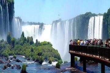 Iguazú (desde Rosario). Paquetes desde Argentina. Financiaciones. Consultas a info@puravidaviajes.com WhatsApp: 1130803344