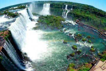 Iguazú Fin de Semana. Paquetes desde Argentina. Financiaciones. Consultas a info@puravidaviajes.com WhatsApp: 1130803344