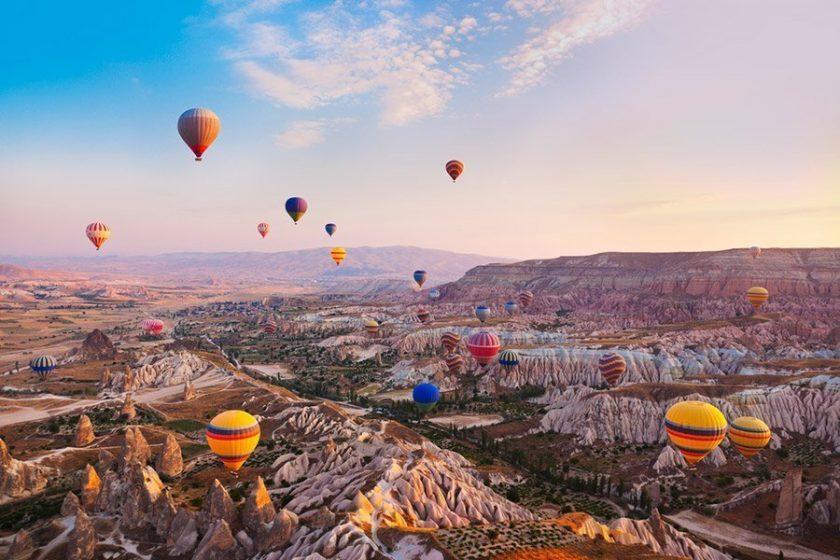 Turquía con Capadocia. Paquetes desde Argentina. Financiaciones. Consultas a info@puravidaviajes.com WhatsApp: 1130803344