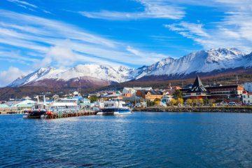 Ushuaia Fin de. Paquetes All inclusive desde Argentina. Consultas a info@puravidaviajes.com.ar Tel. (11) 52356677