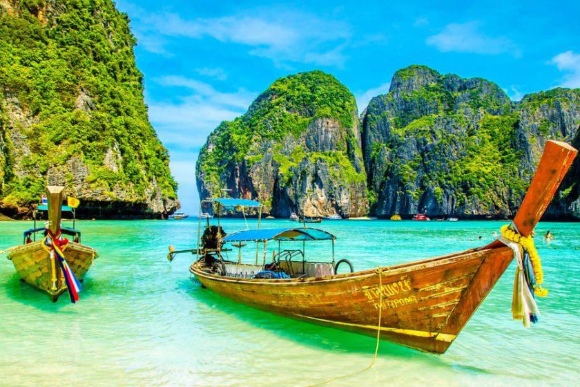 Bangkok, Phi Phi. Paquetes desde Argentina. Financiaciones. Consultas a info@puravidaviajes.com WhatsApp: 1130803344