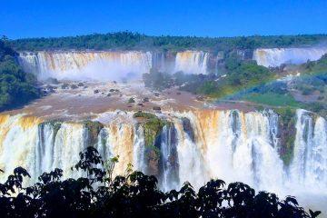 Iguazú Enero. Paquetes all inclusive desde Argentina. Financiaciones. Consultas a info@puravidaviajes.com.ar Tel. (11) 5235-6677.
